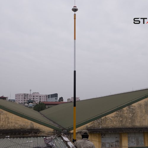 hệ thống chống sét cho nhà xưởng
