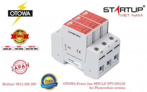 Thiết bị cắt sét lan truyền đường điện DC Otowa LS-YPV10012S