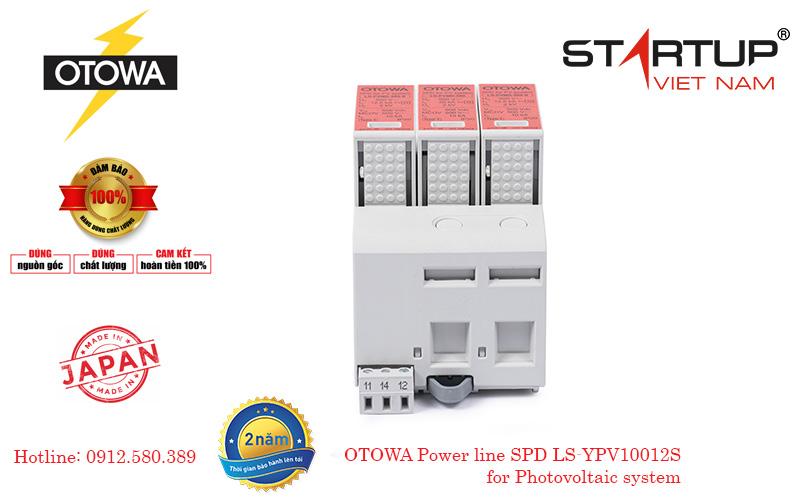 Thiết bị chống sét lan truyền đường điện DC Otowa LS-YPV10012S