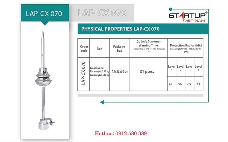 Liva CX-070T