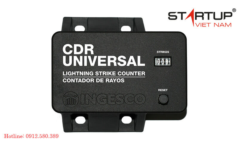 Bộ đếm sét Ingesco CDR-Universal 1.