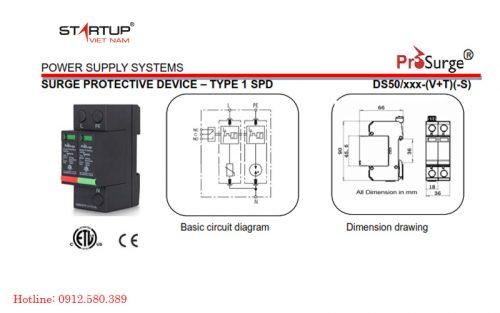 DS50/420-(V+T)-(S